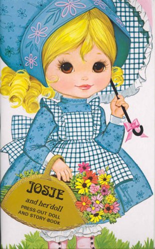 Josie and her Doll: Press Out Doll Book (Giant Doll Dressing Books)