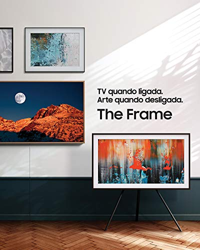 Samsung Smart TV QLED 4K The Frame QN55LS03TAGXZD