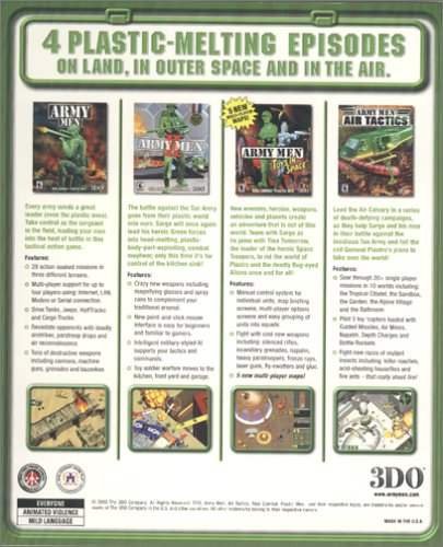 Army Men: Value Pack - PC
