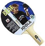 JOOLA Tischtennisschläger Beat Tischtennis-Schläger Ideal für Einsteiger-5fach verleimtes Spezialsperrholz, Mehrfarbig, One Size -