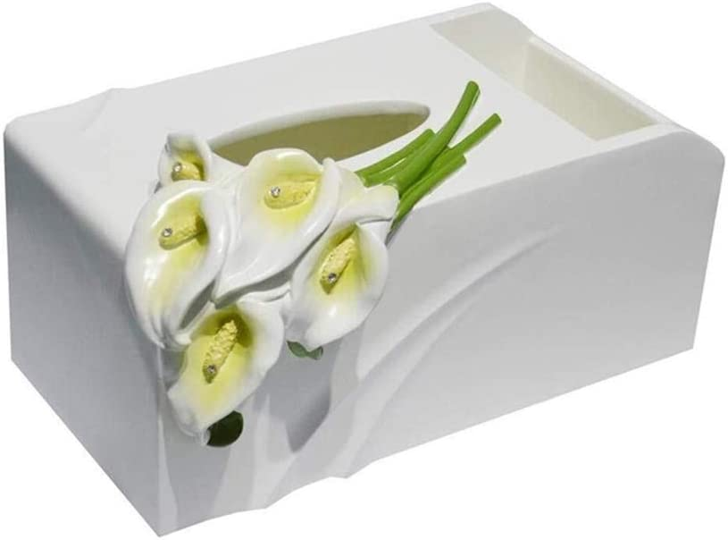 Tissues box cover Modern Square Bathroom All items in the store White Tab Dressing for Cash special price