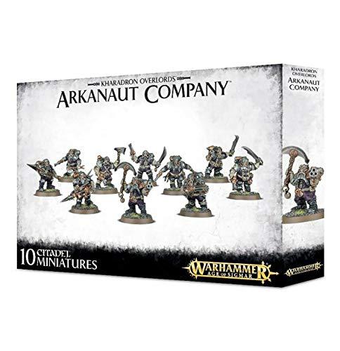 Games Workshop 99120205020' Kharadron Overlords Arkanaut Company