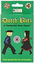 Contents include 160 cards and rules Fast moving game for up to 4 people Quick to learn and hard to master Great family game