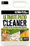 ULTIMA-PLUS XP Patio Cleaner 5 Litres Super Concentrate for Patios, Fencing, Decking and More
