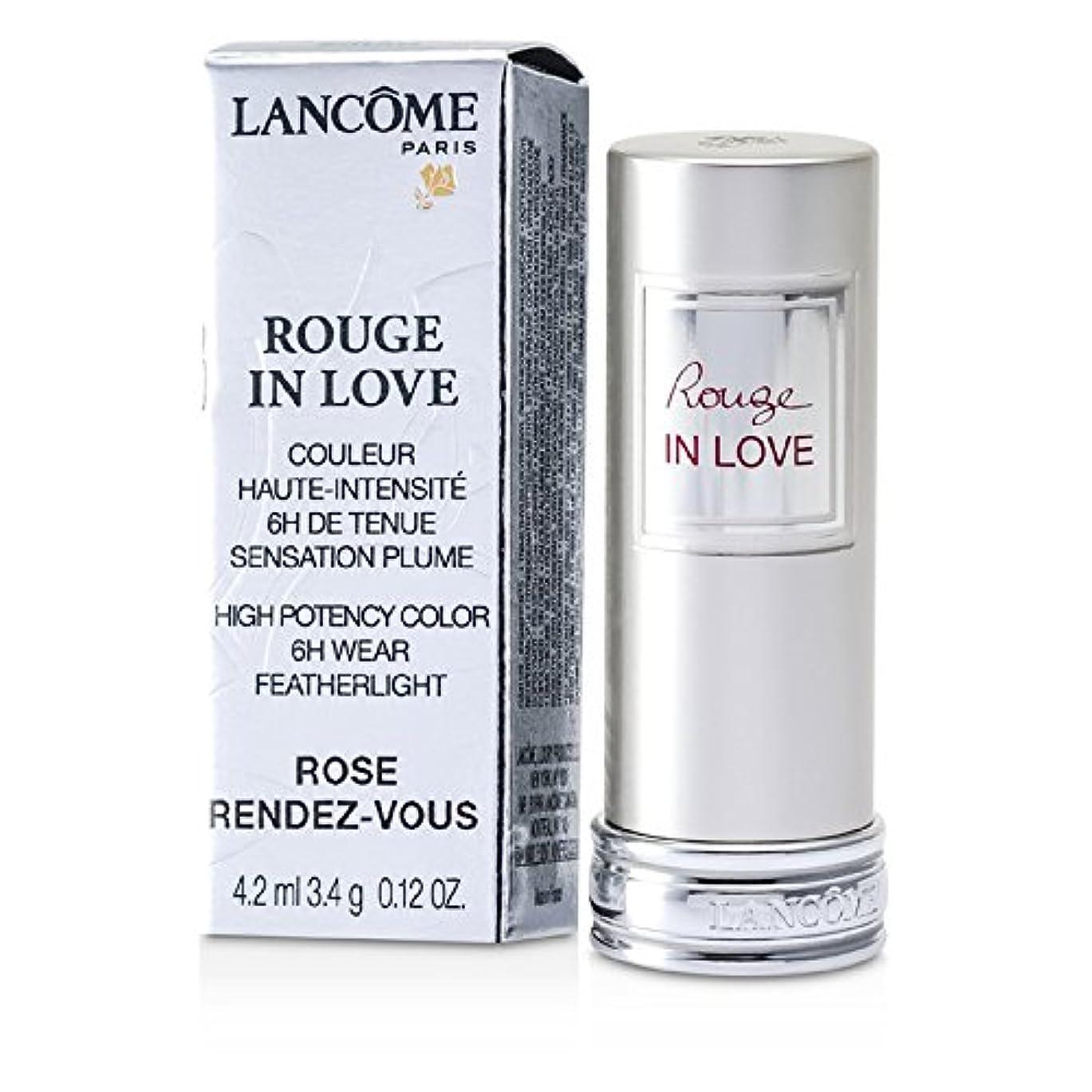 データ入場意気揚々ランコム ルージュ イン ラブ- # 230 Rose Rendez vous 4.2ml/0.12oz並行輸入品