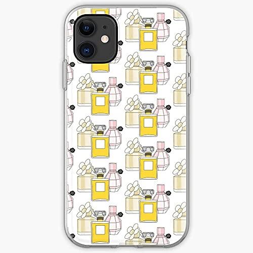Perfume Jewels Designer Cajas del Teléfono iPhone 12/11 Pro MAX 12 Mini SE X/XS MAX XR 8 7 6 6s Plus Funda Cover