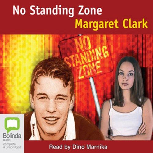 No Standing Zone audiobook cover art