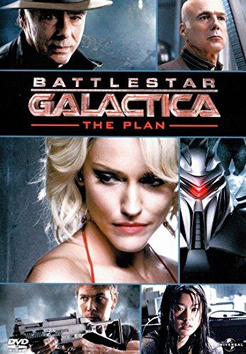 Poster Battlestar Galactica The Plan Movie 70 X 45 cm