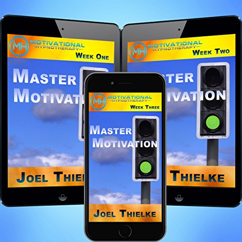 Master Motivation: Meditation, Hypnosis and Music audiobook cover art