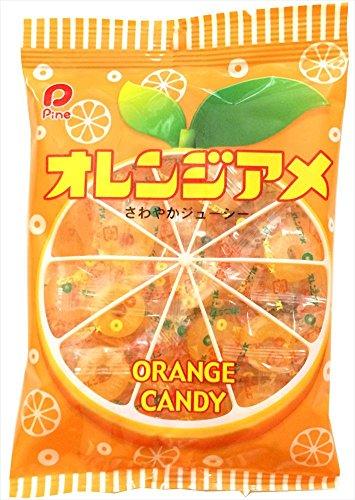 パイン オレンジアメ 120g×10袋