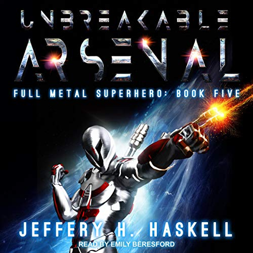 Unbreakable Arsenal cover art