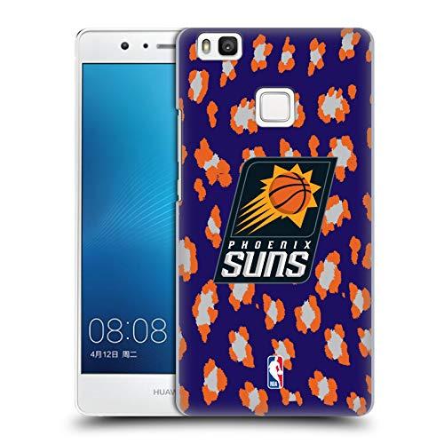 Head Case Designs Oficial NBA Estampado de Animales de Leopardo Phoenix Soles 3 Carcasa rígida Compatible con Huawei P9 Lite / G9 Lite