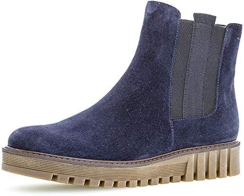 Gabor Shoes Damen 31.831.16 Stiefelette, Marine (Uni), 39 EU