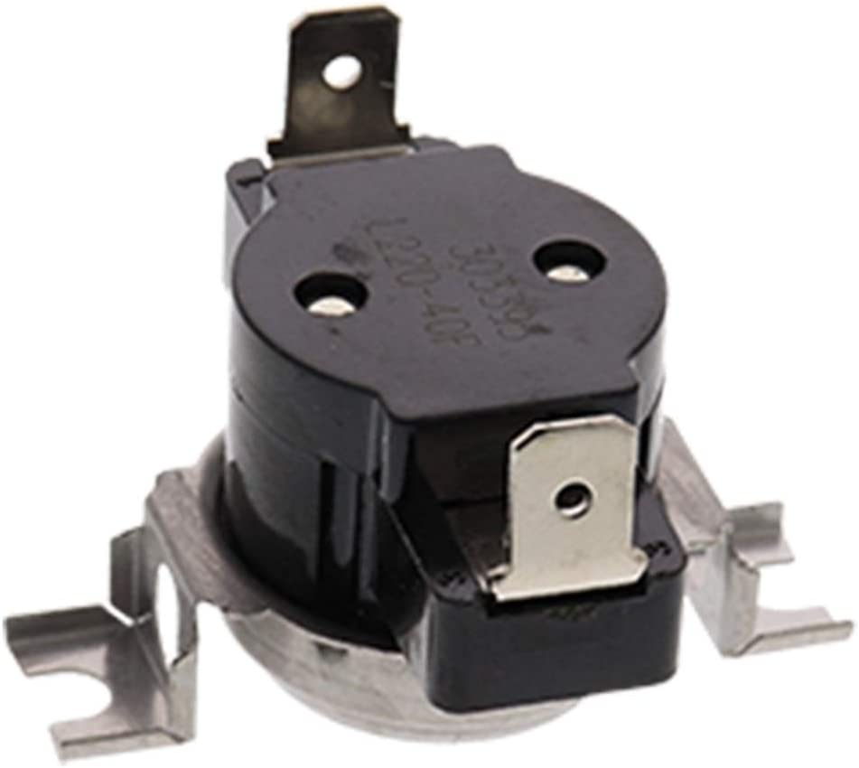 Edgewater Parts 303395 High Limit Thermostat Compatible With May