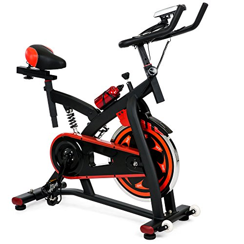 Best Choice Products Exercise Bike Health Fitness Indoor Cycling...