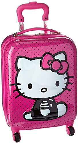 Heys Girls' Hello Kitty 3d Pop Up Spinner, One Size
