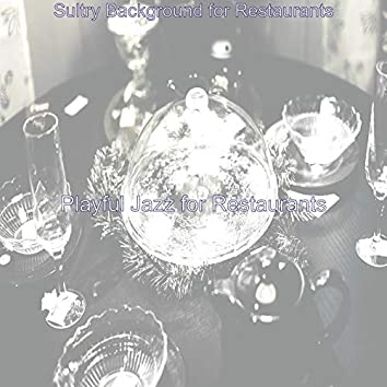 Sultry Background for Restaurants