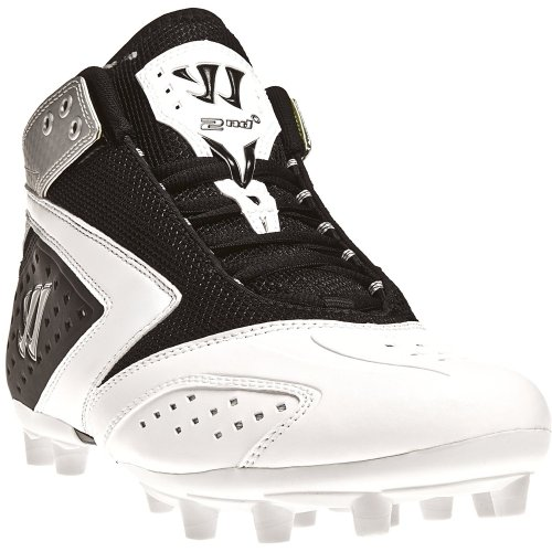 Warrior Lacrosse Men's WMSSM2BK-M