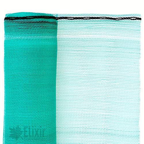 Elixir Gardens Sun Shade Netting UV Protection   40%, 3m x 10m