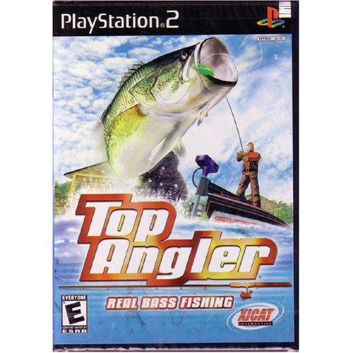 Top Angler: Real Bass Fishing - PlayStation 2