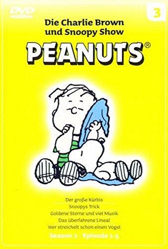 Die Peanuts Vol. 03 - Die Charlie Brown & Snoopy Show, Season 2, Episode 1-5