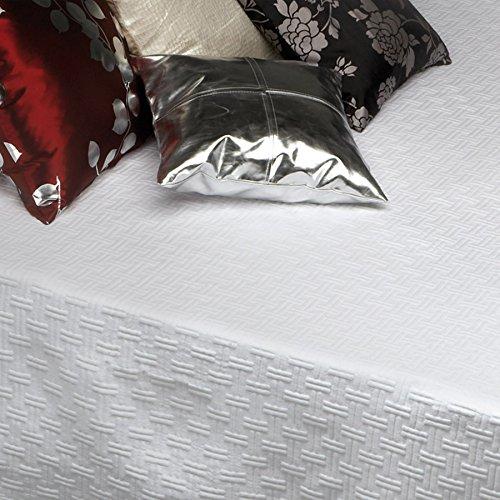 Burrito Blanco Steppdecke Jacquard 100 Stil...