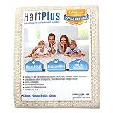 HaftPlus - Teppich Antirutschunterlage - Die Antirutschmatte für Teppiche, haftet ohne zu kleben, rutschfeste Teppichunterlage, Größe 120 x 180 cm