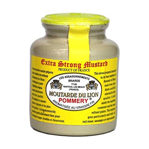 Pommery - Dijon Senf extra scharf - 240ml