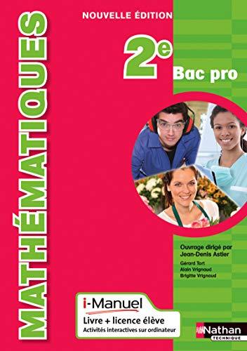 Mathematiques - 2e bac pro I-manuel bi-média (MATHEMATIQUES LP)