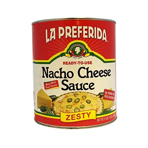 La Preferida Nacho Cheese Sauce, 6.6 lbs