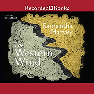 The Western Wind audiobook cover art