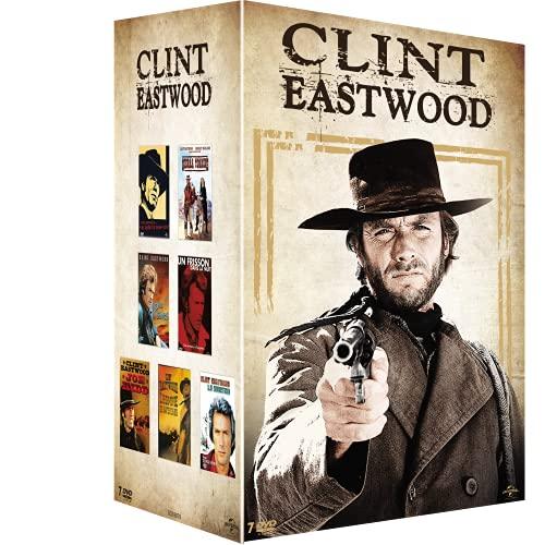 Clint Eastwood-Coffret 7 DVD