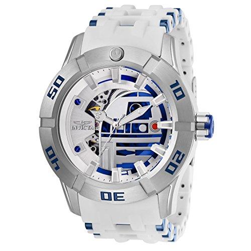 Invicta Star Wars Reloj de hombre automático 50mm correa de poliuretano 26553