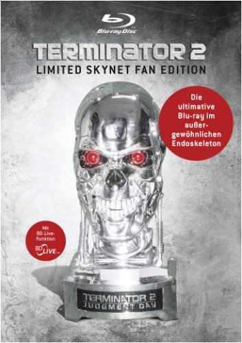 Terminator 2 - Skynet Fan Edition [Blu-ray] [Limited Edition]