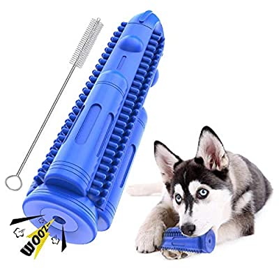 Pet Lavu Dog Toothbrush Chew Toys Durable Dog D...