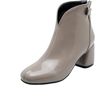 BalaMasa Womens ABS13949 Pu Boots