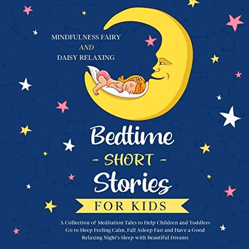 『Bedtime Short Stories for Kids』のカバーアート