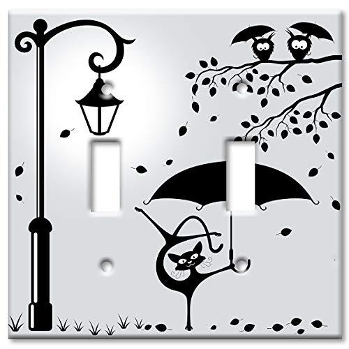 Paraguas Con Gatos  marca Art Plates