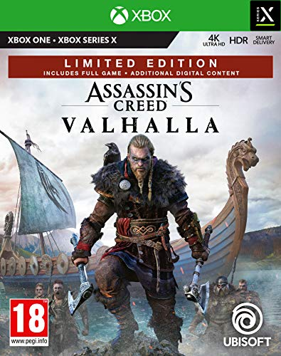 Assassin's Creed Valhalla - Édition Limitée Amazon - Xbox One