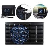 Ventilateur de Refroidissement Portable 12 V pour Voiture, Camion, Mini Ventilateur...