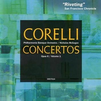 Corelli: Concerti grossi, Opus 6, Nos. 1-6
