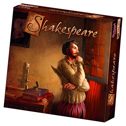 Ystari 003224 - Shakespeare, Brettspiele