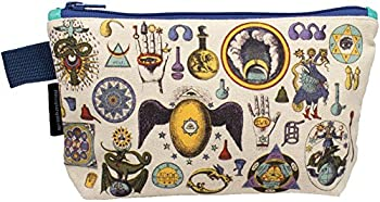 Alchemy Bag - 9  Zipper Pouch for Pencils Tools Cosmetics and More