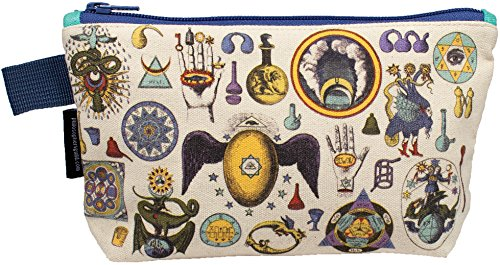 Alchemy Bag - 9' Zipper Pouch for Pencils, Tools, Cosmetics and More