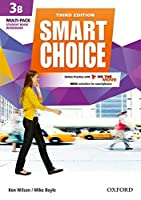 Smart Choice: Level 3: Multi-Pack B with Online Practice and On The Move: Smart Learning - on the page and on the move