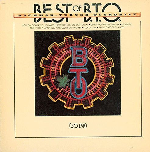 Best of B.T.O.: So Far