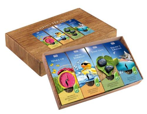 Bio-Tee Geschenk Set A Perfect Tea Day