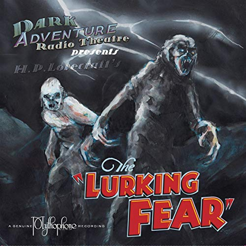 The Lurking Fear Audiobook By H.P. Lovecraft cover art
