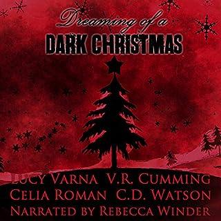Dreaming of a Dark Christmas audiobook cover art