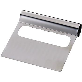 パール金属 EEスイーツ ステンレス製 スケッパー 10.5cm D-4765